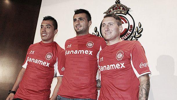 La 'Triada del Infierno' llegó a Toluca