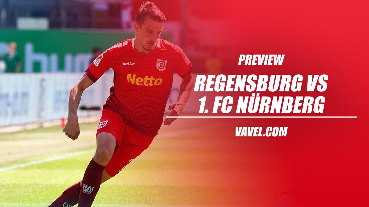 Jahn Regensburg vs 1. FC Nürnberg preview: Six-pointer at the bottom end of the table