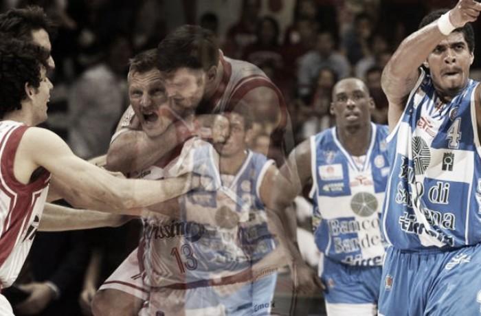 Serie A Beko, quarti di finale: Reggio Emilia contro Sassari, due stili a confronto