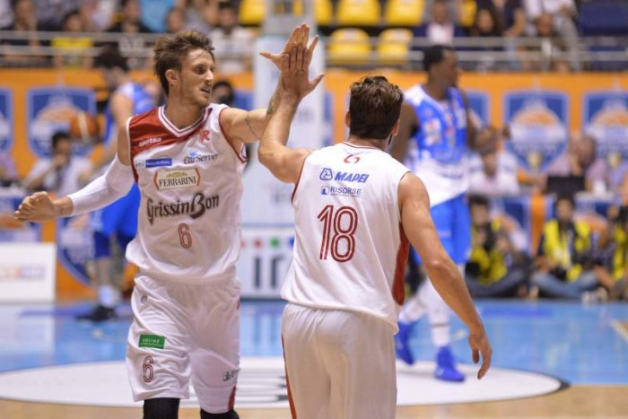 Beko Final Eight - Gli scouting report di VAVEL: ep. 6, Grissin Bon Reggio Emilia
