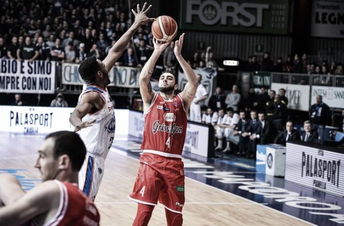Basket, serie A: Milano nella tana di Torino, Reggio Emilia e Avellino a caccia