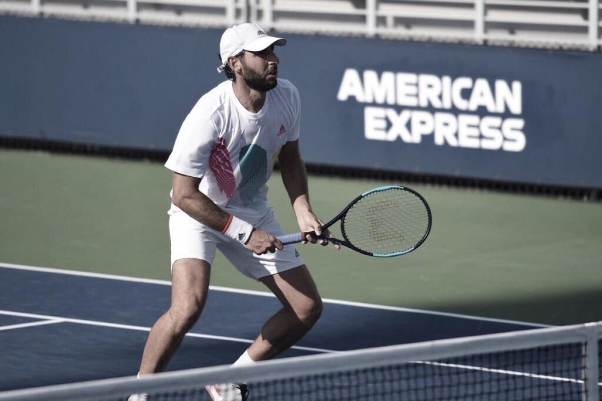 Mexicanos fuera del US Open