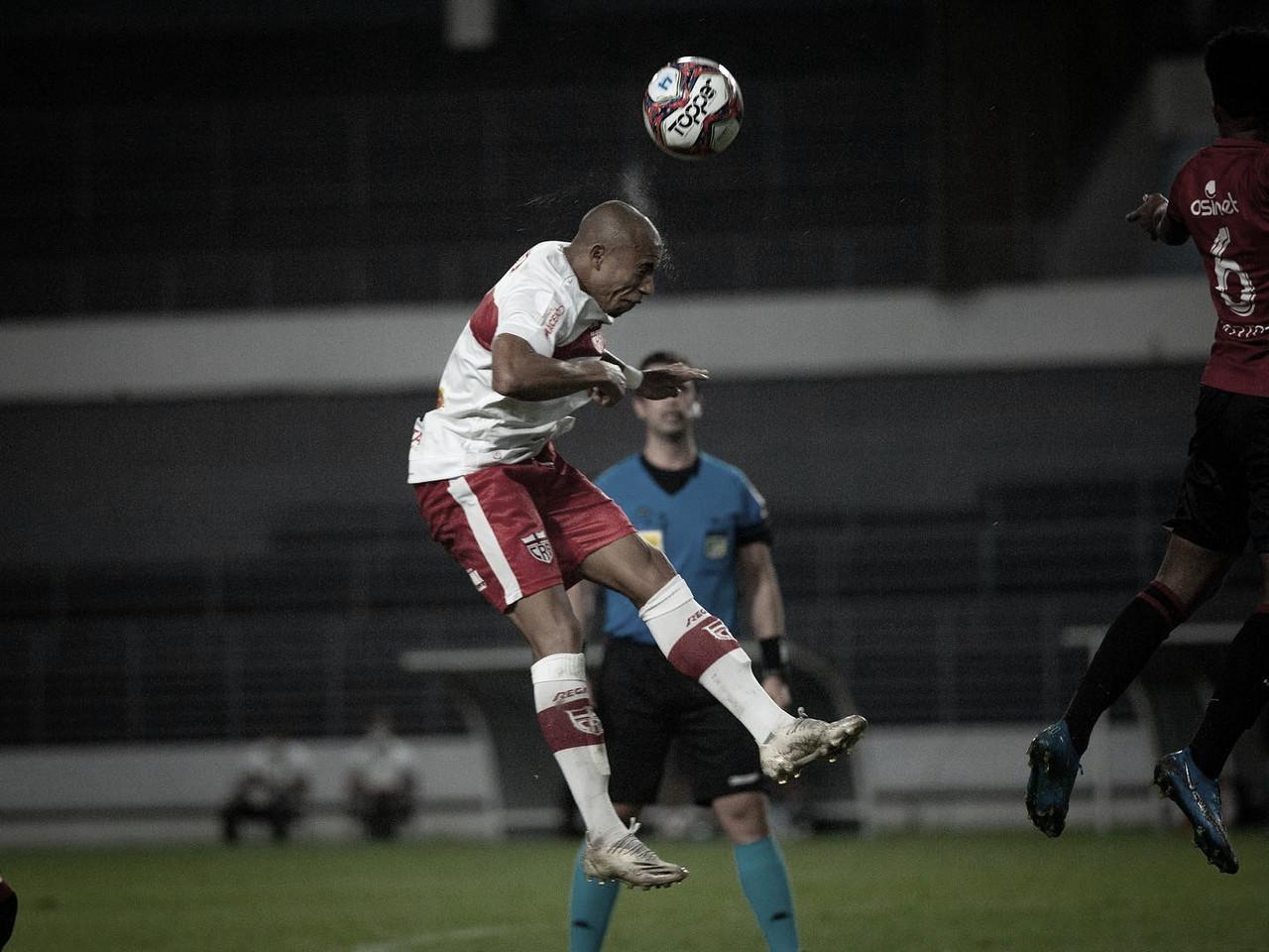 Reginaldo Lopes destaca titularidade, exalta vitória do CRB no clássico e espera manter intensidade