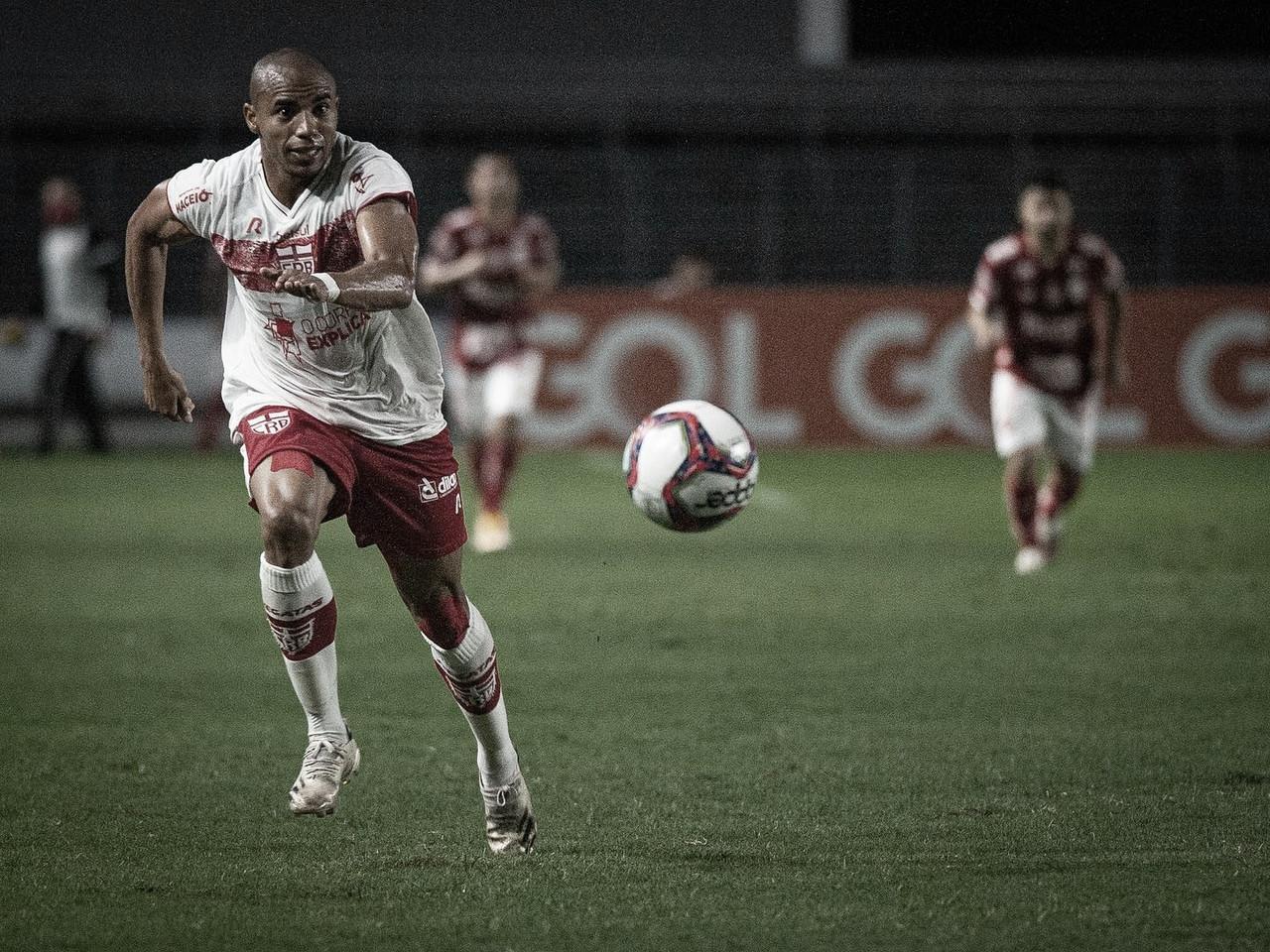 Reginaldo Lopes vê confronto aberto contra Fortaleza e acredita na classificação do CRB