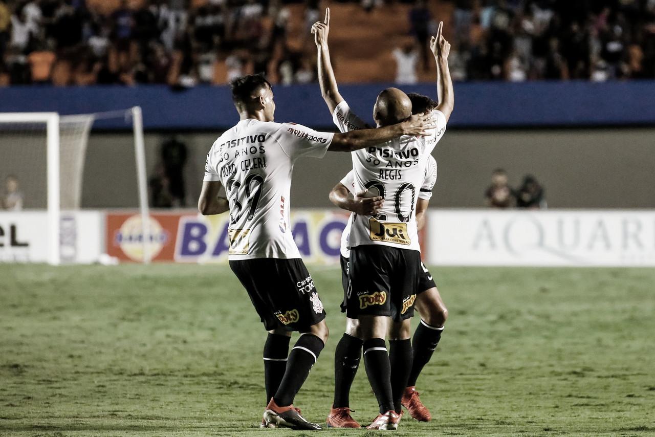Com gol nos minutos finais, Corinthians derrota Vila Nova em amistoso