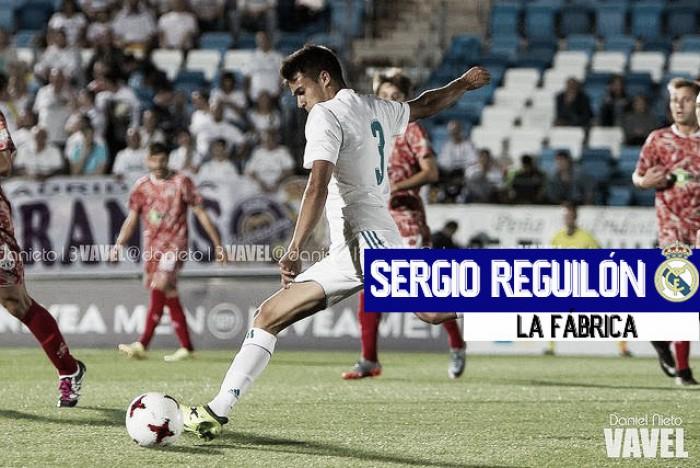 Sergio Reguilón: El estandarte de la banda izquierda