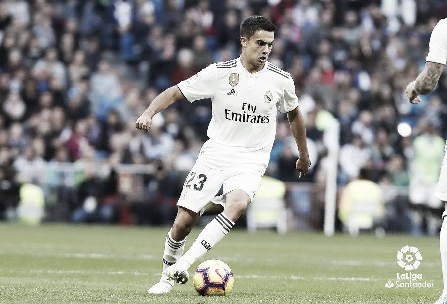 Tras caer, obligatorio levantarse en el Real Madrid