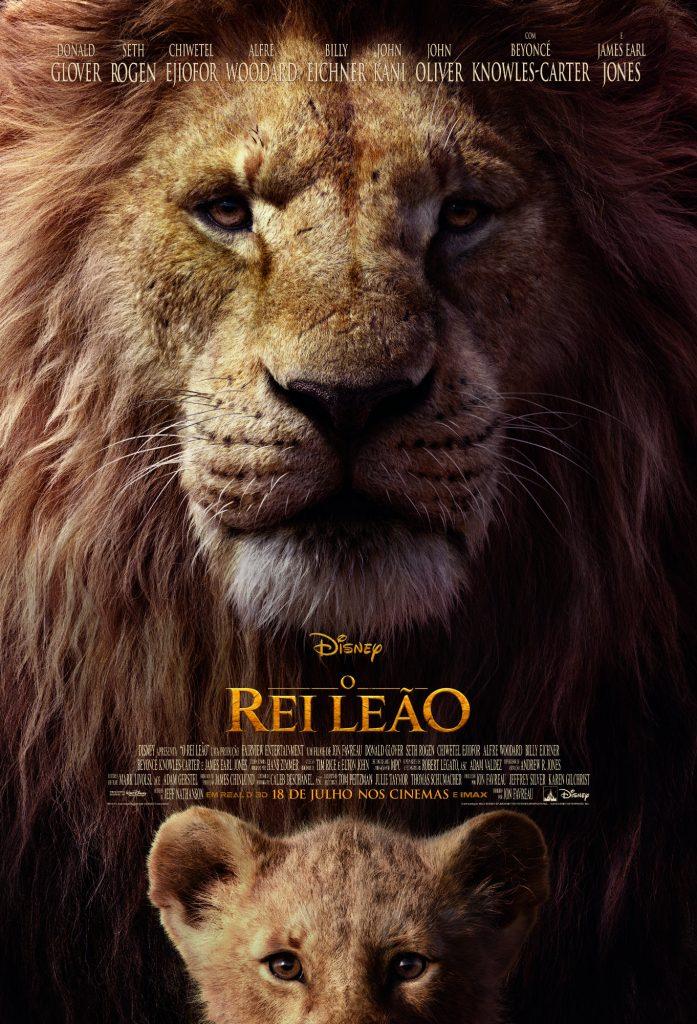 Disney divulga trilha sonora completa de O Rei Leão