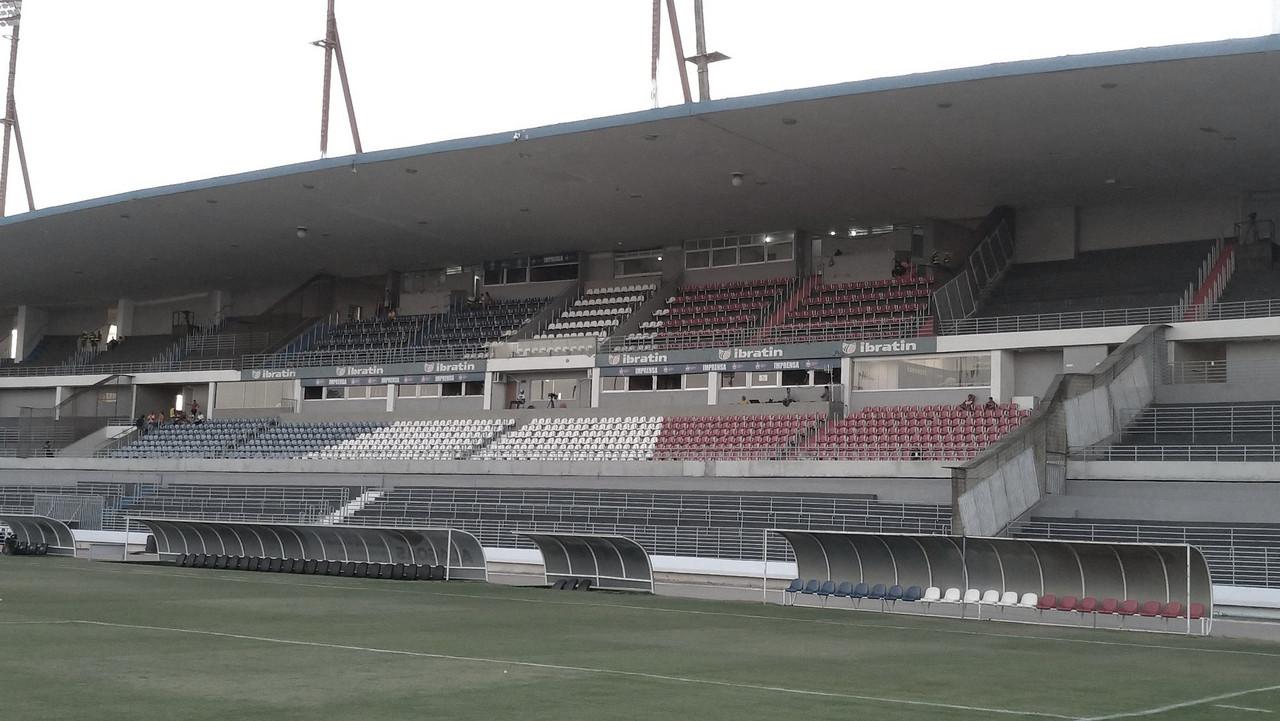 Estádio Rei Pelé, sede de CSA x Ponte Preta (Clube Sportivo Alagoano/Divulgação)