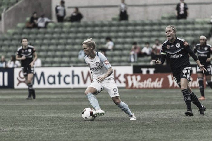 W-League round seven review: Mighty Melbourne City falls