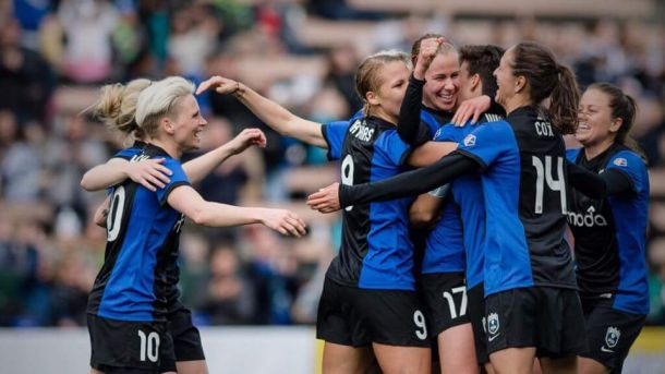 Seattle Reign Demolish Western New York Flash
