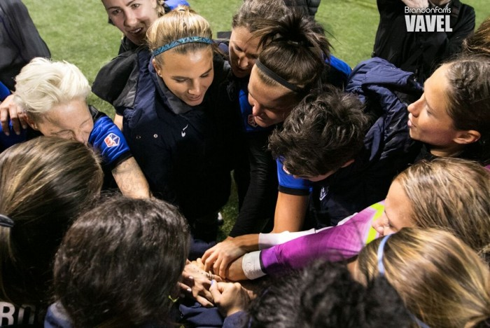 Seattle Reign open season at home against Sky Blue FC