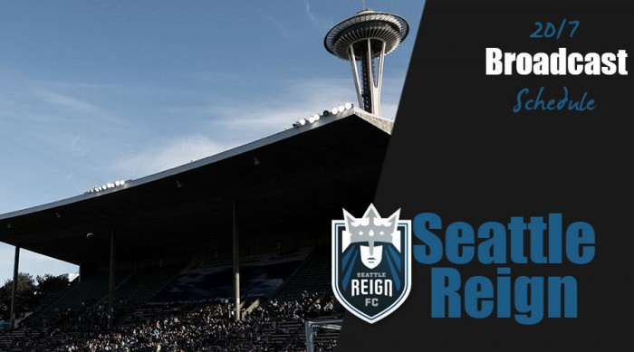 Seattle Reign will feature in four NWSL Game of the Week broadcasts