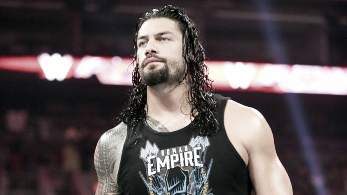 WWE suspend Roman Reigns for wellness policy violation