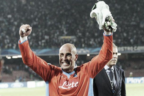"""Reina: """"Spero sia un Napoli competitivo. Metteremo passione e grinta"""""""