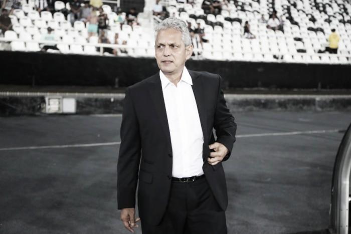 """Flamengo sofre primeiro revés com Rueda, e técnico lamenta: """"Nunca queremos perder"""""""