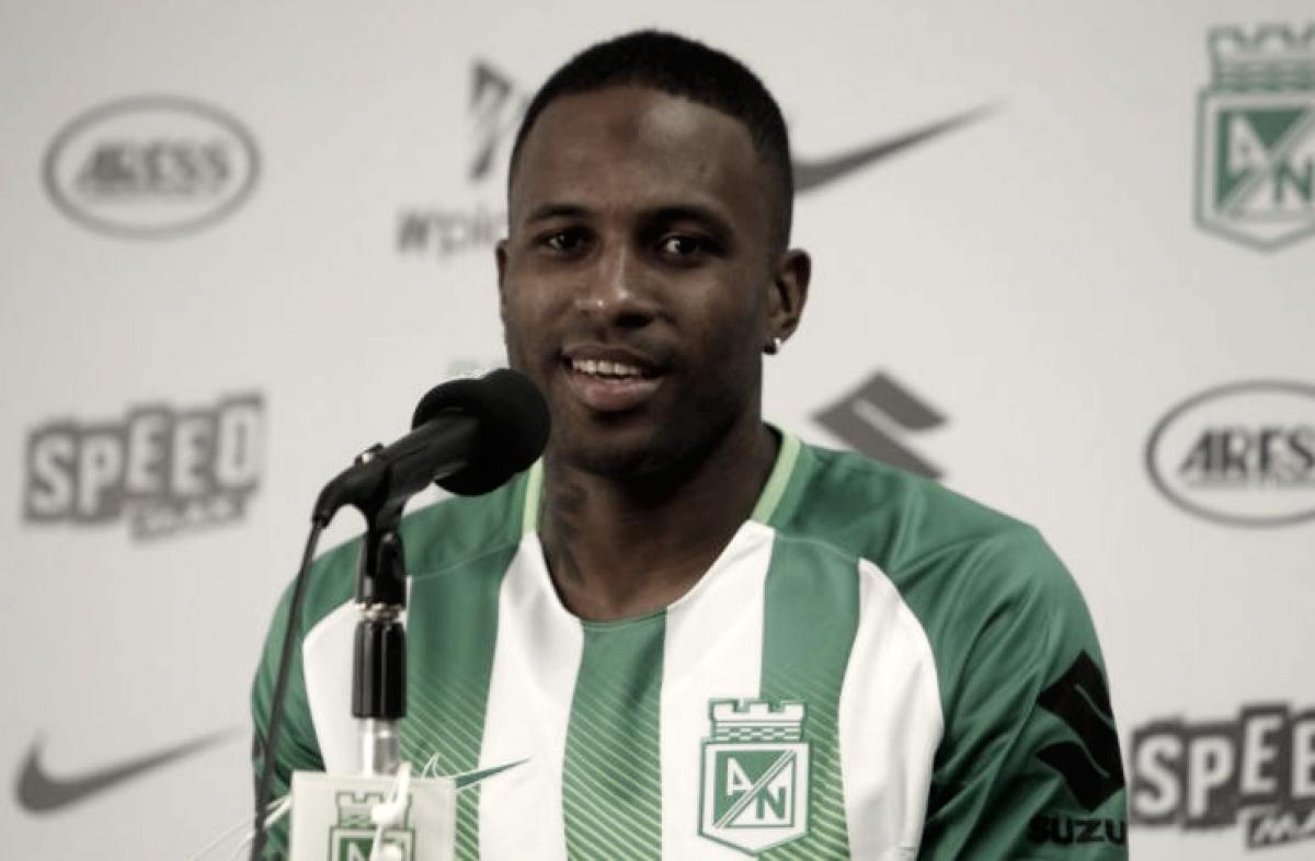 """Reinaldo Lenis: """"Estamos mentalizados en sacar los tres puntos"""""""