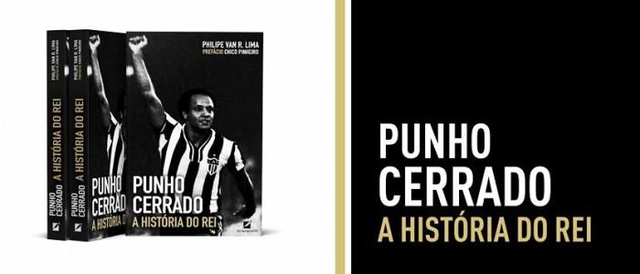 Dentro e fora dos gramados, ex-atacante Reinaldo terá sua história contada em livro
