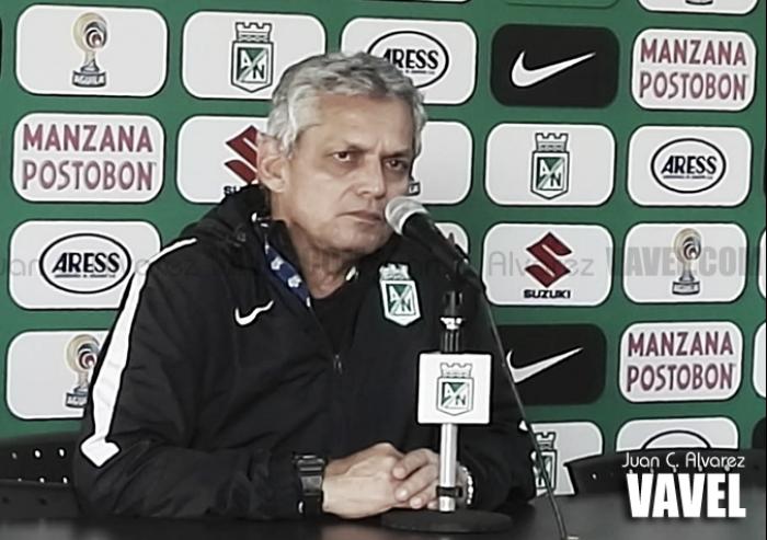 """Reinaldo Rueda: """"Debemos dosificar los partidos, entrenamientos y viajes"""""""