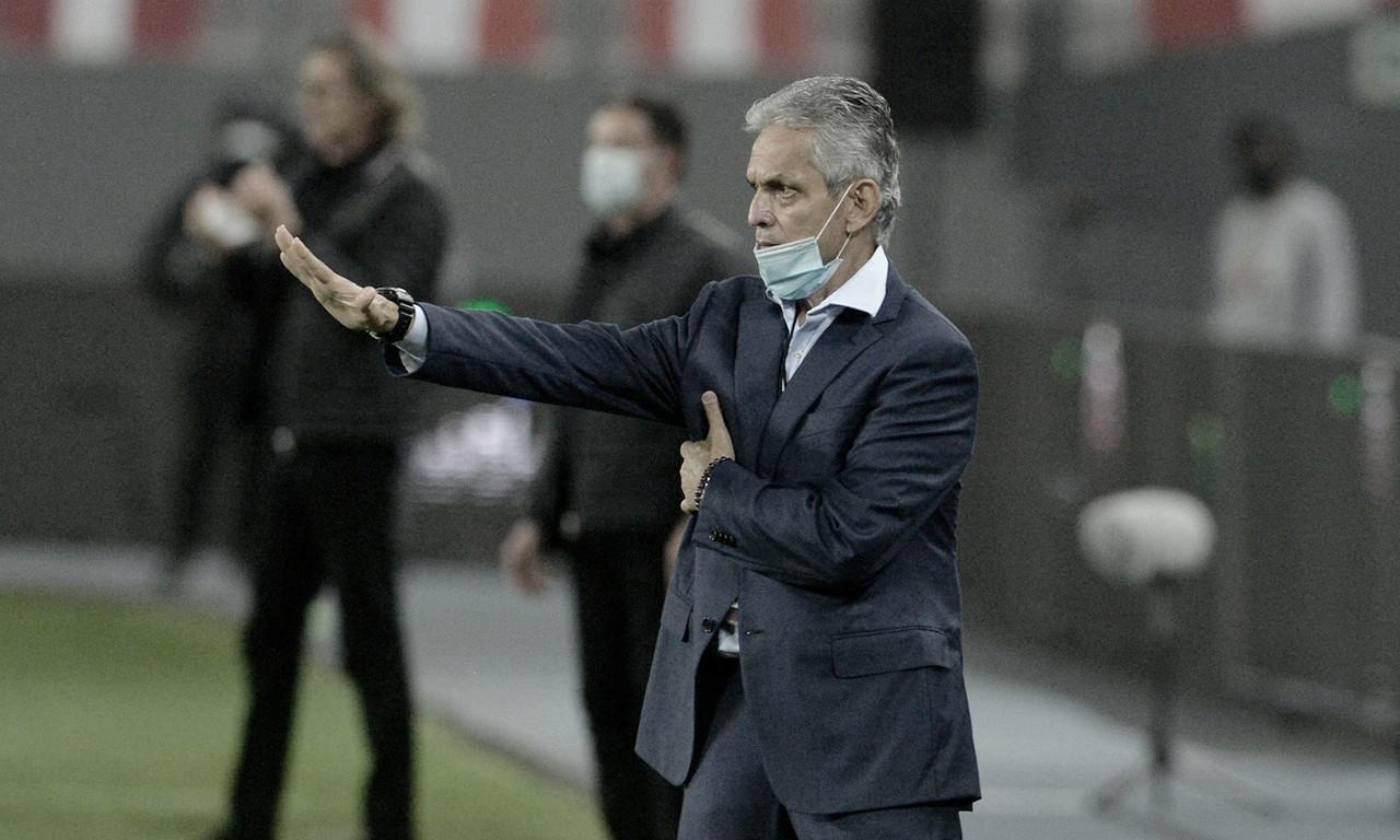 """Reinaldo Rueda: """"Es un grupo de jugadores que esta muy comprometido y que quiere reivindicarse con la afición"""""""