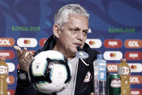 """Reinaldo Rueda: """"Encararé el partido ante Argentina por la dignidad y el orgullo"""""""