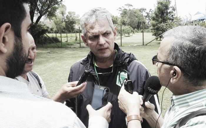 """Reinaldo Rueda: """"Va a ser determinante sacar un buen resultado el miércoles"""""""