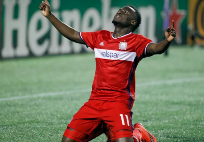 David Accam: The Heart of the Chicago Fire Attack