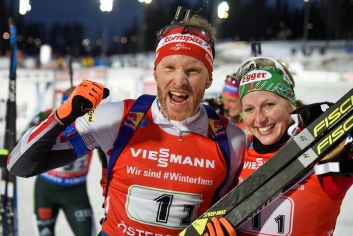 L'Autriche sacrée pour la première course de la saison