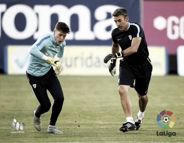 Leganés - Bilbao Athletic: puntuaciones del Bilbao Athletic, jornada 15 de la Liga Adelante