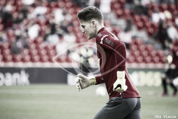 Remiro y Williams, convocados por la Selección Española sub21