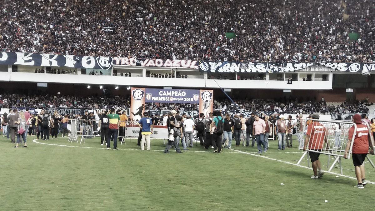Remo vence Paysandu pela quarta vez na temporada e conquista 45º título do Paraense