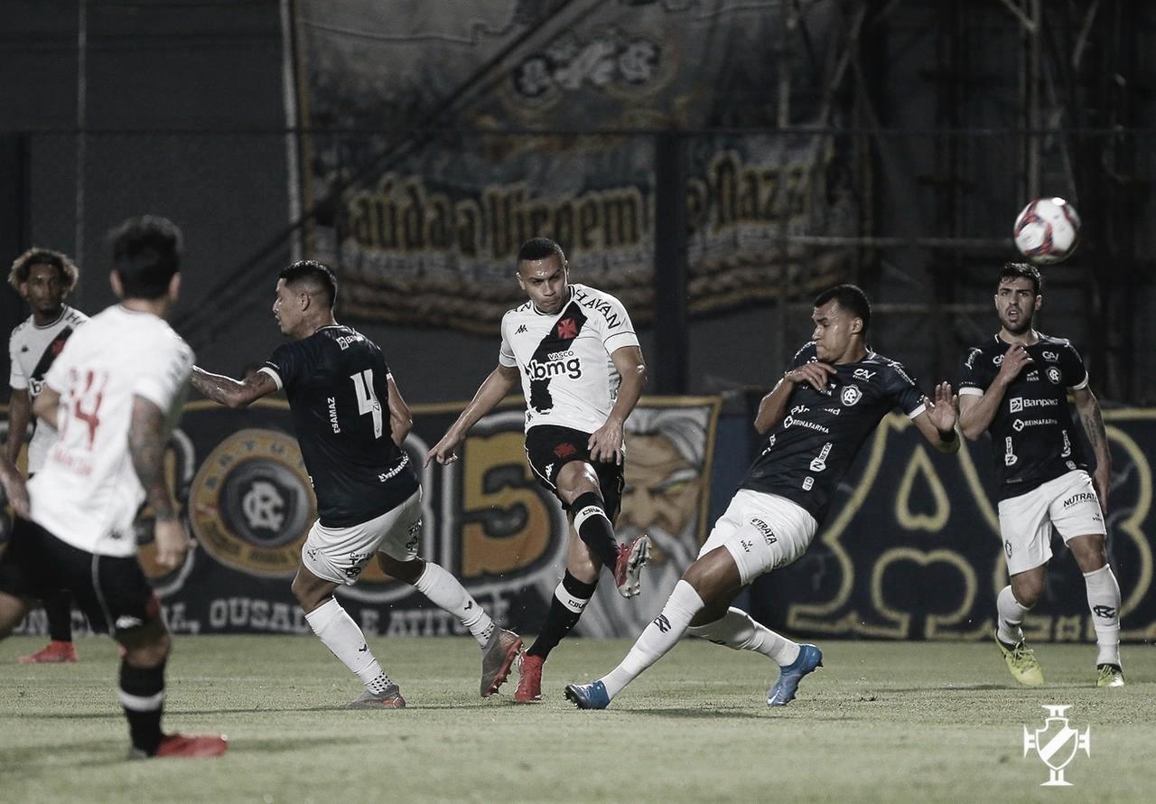 Remo vence o Vasco e impede que rival entre no G-4 da Série B