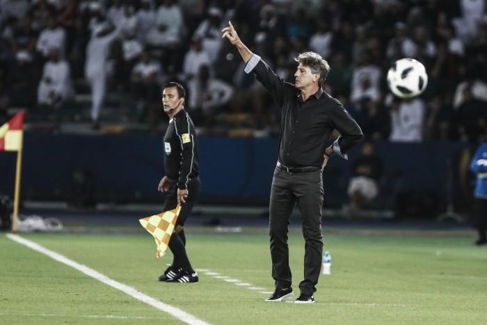 """Apesar de não conquistar Mundial, Renato ressalta força da equipe: """" O grupo fez muito este ano"""""""
