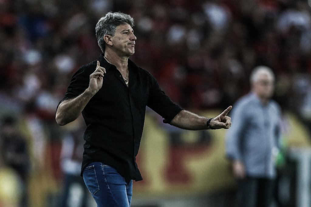 Renato quer Grêmio focado por vaga direta na Libertadores: ''Temos que fazer nossa parte''