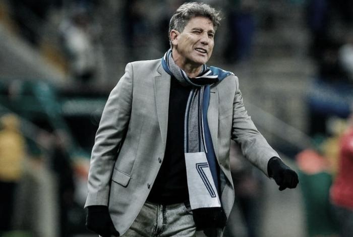 Foto: Lucas Uebel/Grêmio<br>