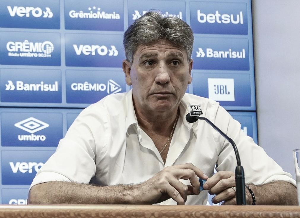 Foto:Reprodução/Lucas Uebel/Grêmio FBPA