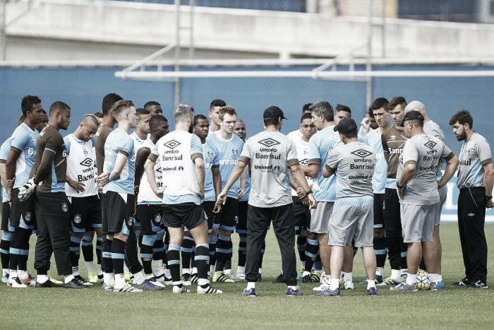 Renato Portaluppi prega concentração como peça chave para avançar à final