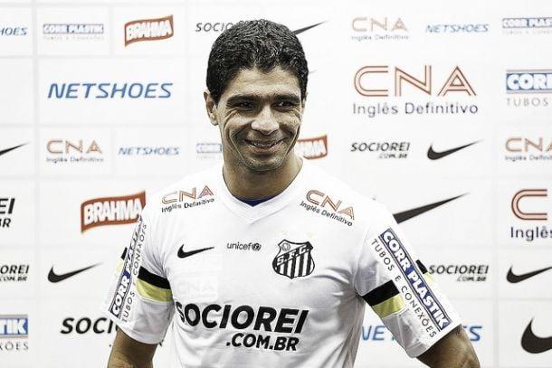 Renato aparece no BID e deve estrear contra o Goiás