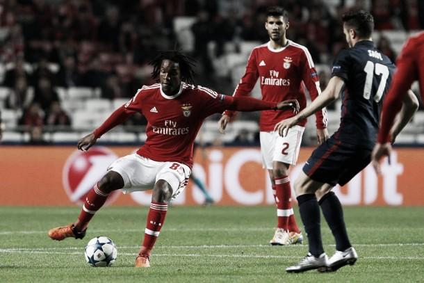 Vitalidade no miolo com Renato Sanches: Desde Enzo que o Benfica não tinha coração