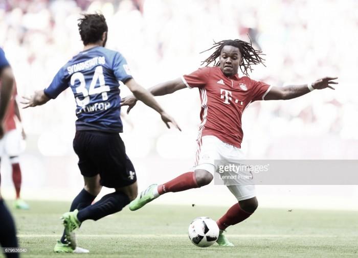 Bayern utiliza Renato...para provocar Dortmund