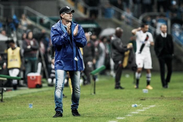 """Renato enaltece duelo com empate contra Cruzeiro: """"Foi o melhor jogo do campeonato"""""""