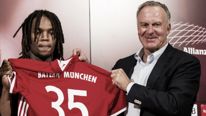 Presidente do Bayern revela como desviou Renato Sanches do Manchester United