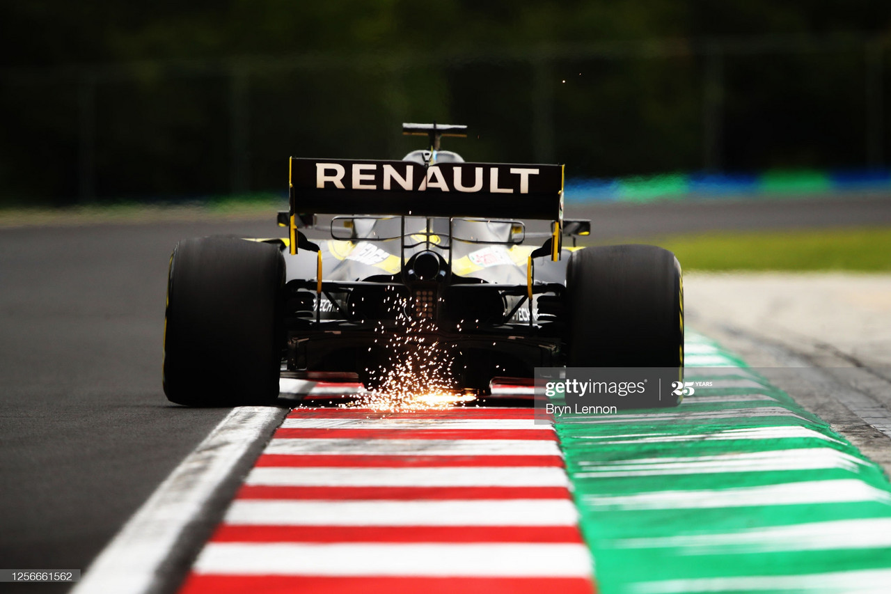 Hungarian GP FP3 2020 - Mercedes and Racing Point continue to dominate.