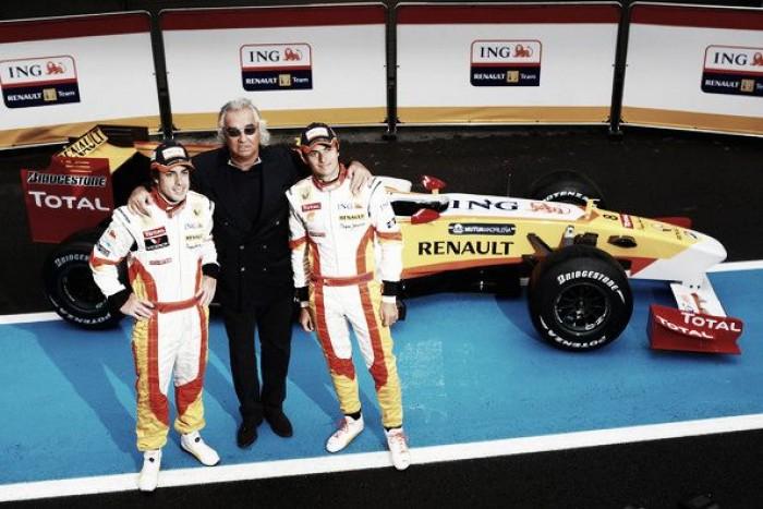 """Piquet: """"Siempre hay líos por donde va Alonso"""""""