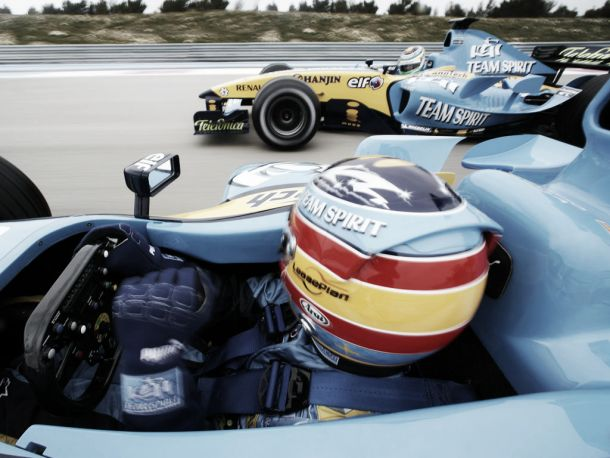 "Previa histórica GP de China 2005: ""We are the champions"""