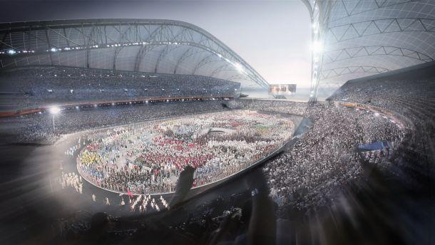 Fra festa e paura, a Sochi è vigilia di Olimpiadi