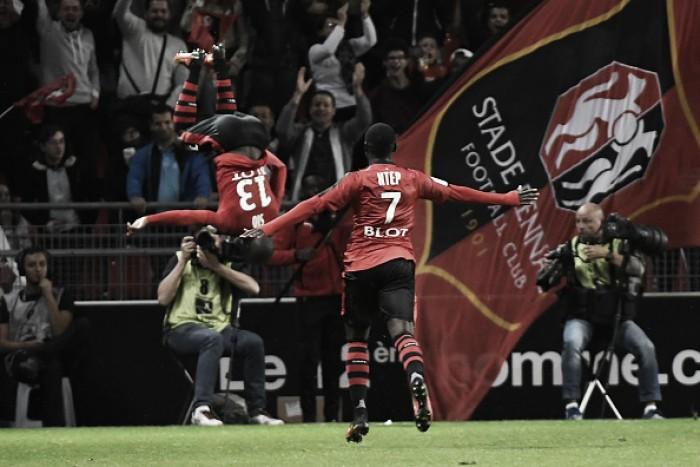 Em virada eletrizante, Rennes vence Marseille e se aproxima do G-4 na Ligue 1