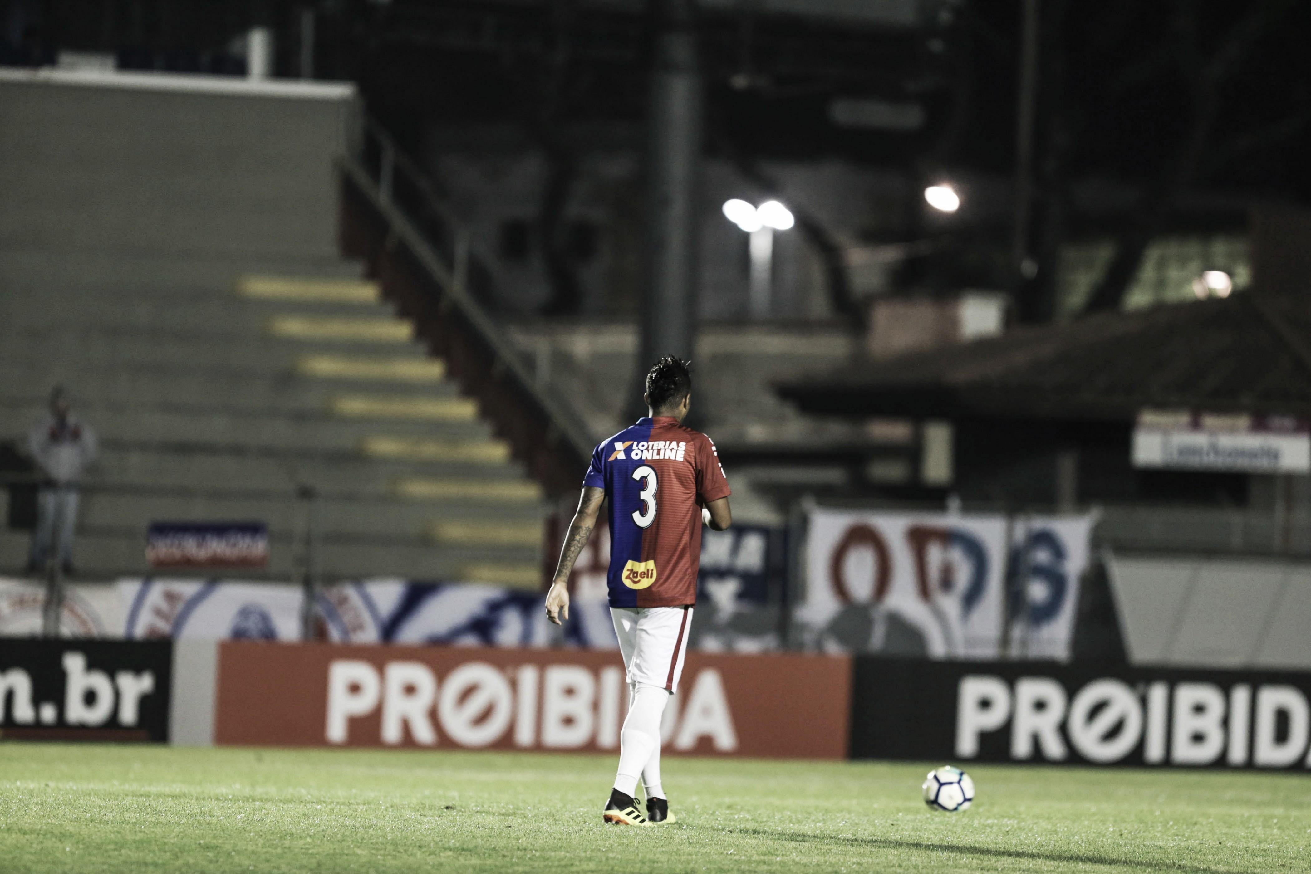 Com 1% de chance de escapar da queda, Renê Santos não crê em permanência do Paraná na Série A