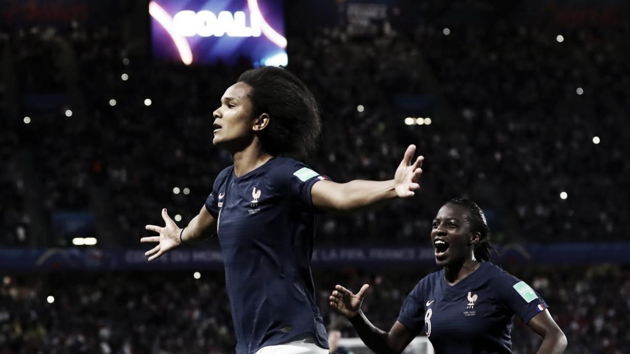 França vence Nigéria e carimba vaga nas oitavas da Copa do Mundo