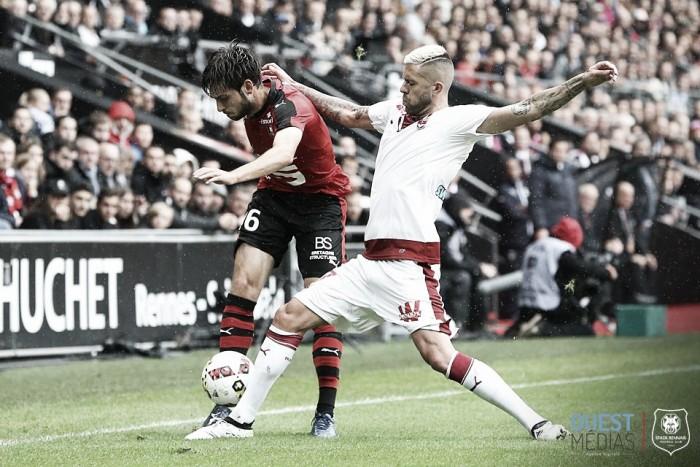 Rennes cede empate ao Bordeaux no segundo tempo e perde os 100% de aproveitamento em casa